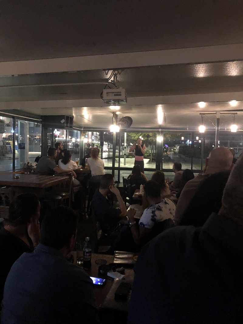 Photo of ערב סטנדאפ באוסקר ווילד חולון